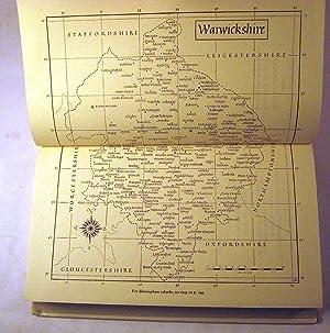 The Buildings of England: Warwickshire: Nikolaus Pevsner; Alexandra Wedgwood