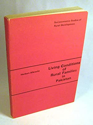 Living conditions of rural families in Pakistan : a classification of rural households as a basis ...