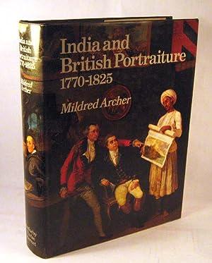India and British Portraiture, 1770-1825: Archer, Mildred