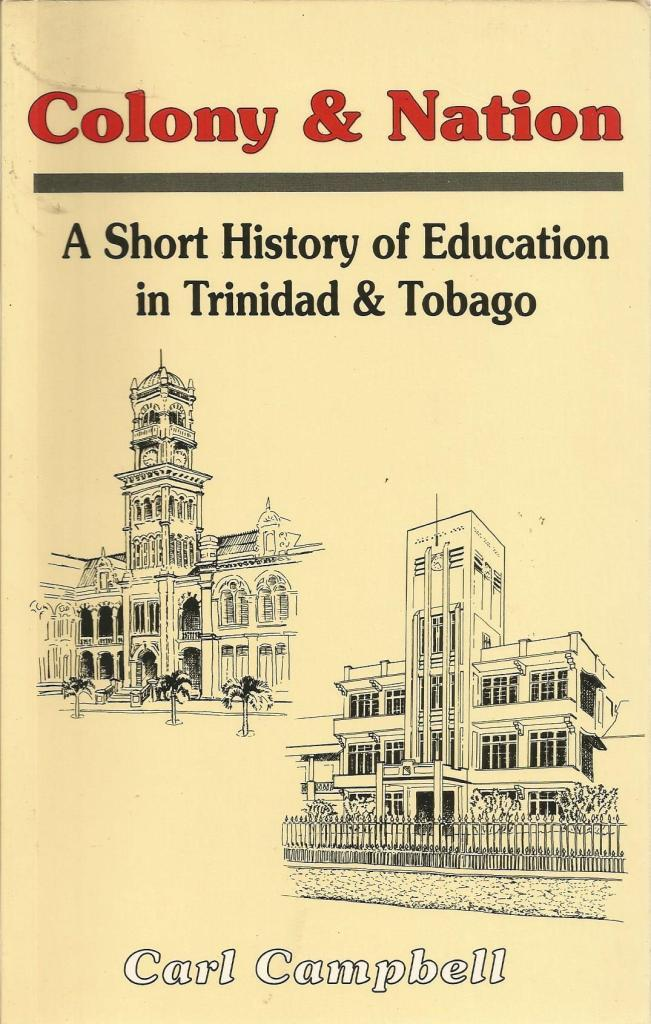 history of education in trinidad and tobago