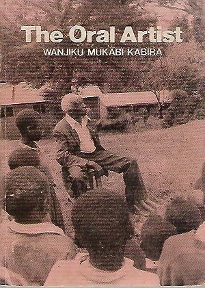 The Oral Artist: Kabira, Wanjiku Mukabi
