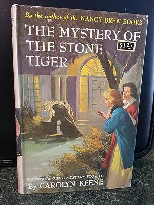 THE MYSTERY OF THE STONE TIGER (Dana: Keene, Carolyn (Harriet