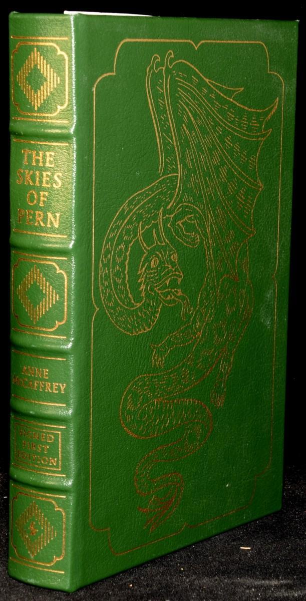 THE SKIES OF PERN: Anne McCaffrey