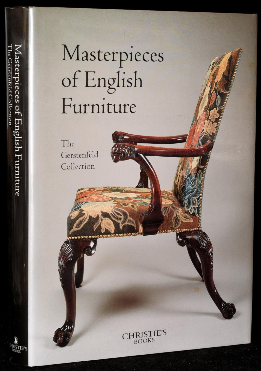 MASTERPIECES OF ENGLISH FURNITURE. THE GERSTENFELD COLLECTION: Edward Lennox-Boyd