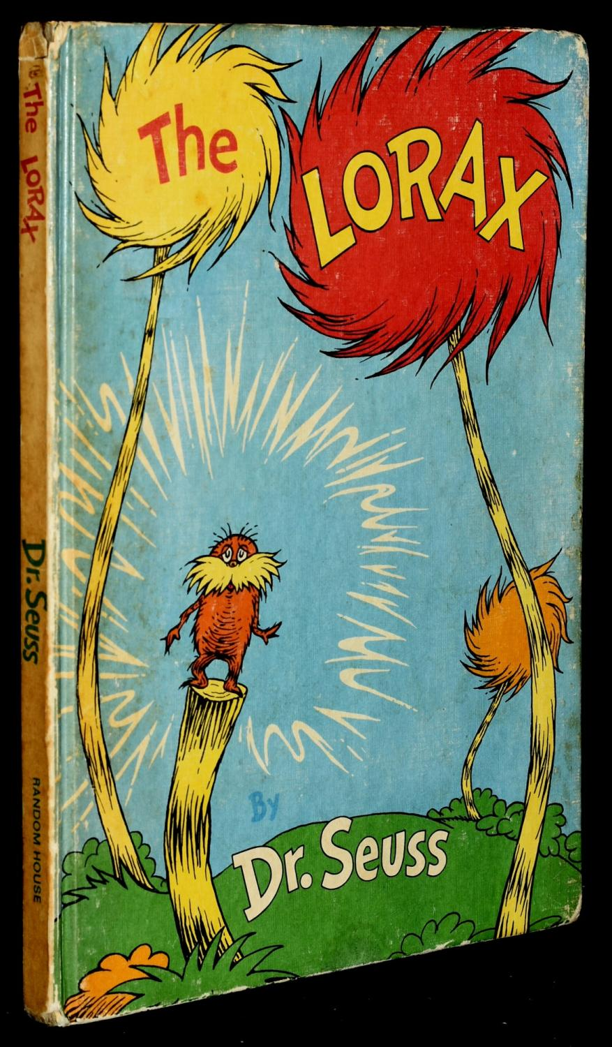 THE LORAX Dr. Seuss Hardcover