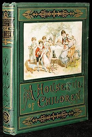A HOUSEFUL OF CHILDREN: D. P. Sanford (author)