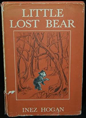 LITTLE LOST BEAR: Inez (author; illustrator)