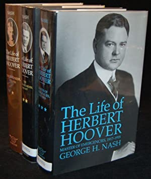 THE LIFE OF HERBERT HOOVER (3 Volumes; Set): Volume I: THE ENGINEER, 1874 - 1914; VOLUME II: THE ...