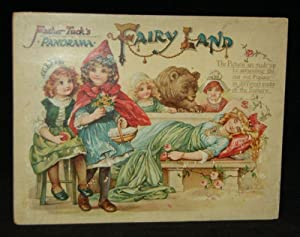 FATHER TUCK';S FAIRY LAND. PANORAMA