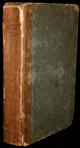 DISCOURSES, DELIVERED IN THE COLLEGE OF NEW JERSEY; ADDRESSED CHIEFLY TO CANDIDATES FOR THE FIRST ...