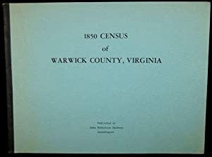 1850 CENSUS OF WARWICK COUNTY, VIRGINIA: Emma Robertson Matheny