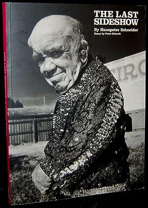 THE LAST SIDESHOW: Hanspeter Schneider