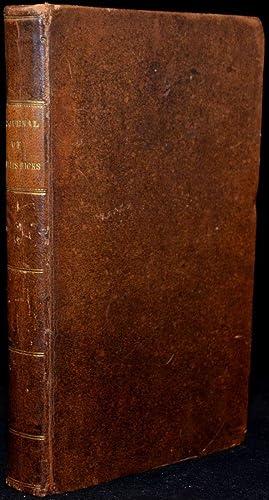 JOURNAL OF THE LIFE AND RELIGIOUS LABOURS OF ELIAS HICKS: Elias Hicks