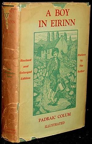 A BOY IN EIRINN: Padraic Colum