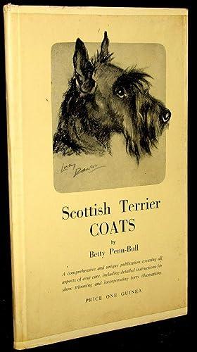 SCOTTISH TERRIER COATS: Betty Penn-Bull