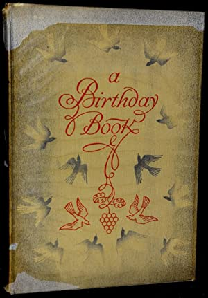 A BIRTHDAY BOOK: Rockwell Kent
