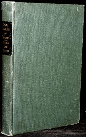 "DESCENDANTS OF MORDECAI COOKE, OF ""MORDECAI';S MOUNT"" GLOUCESTER CO. VA. 1650, AND ..."