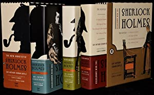 THE NEW ANNOTATED SHERLOCK HOLMES. (3 VOLUMES;: Sir Arthur Conan