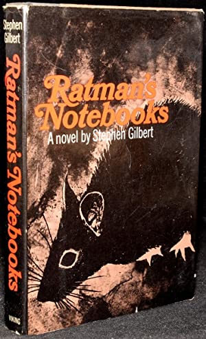 RATMAN';S NOTEBOOKS: Stephen Gilbert