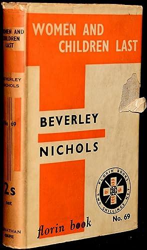 WOMEN AND CHILDREN LAST: Beverley Nichols