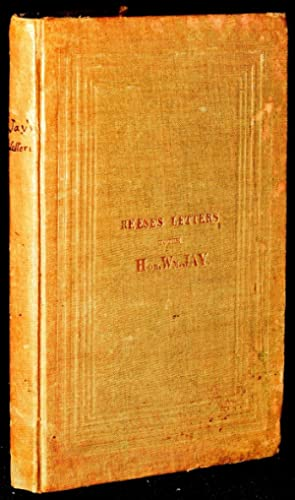 """LETTERS TO THE HON. WILLIAM JAY, BEING A REPLY TO HIS """"INQUIRY INTO THE AMERICAN COLONIZATION ..."""