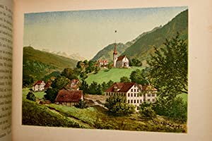 THE LAKE OF THE FOUR CANTONS. PICTURESQUE VIEWS. 32 WATERCOLORS ACCORDING TO THE ORIGINAL DRAWINGS ...