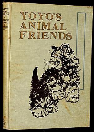 YOYO';S ANIMAL FRIENDS: Rowland Strong; Pierre Jan