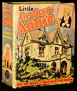 LITTLE ORPHAN ANNIE AND THE HAUNTED MANSION. BETTER LITTLE BOOK #1482: Harold Gray