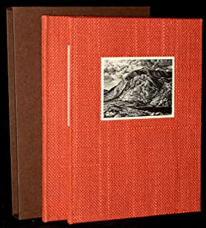 MOUNTAINS IN THE MIND. POEMS. WITH SIX: Roland Gant