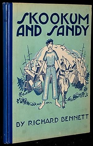 SKOOKUM AND SANDY: Richard Bennett