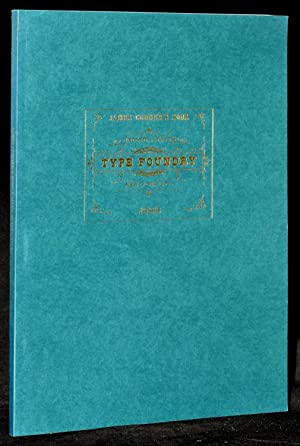 ABRIDGED SPECIMENS OF PRINTING TYPES, BRASS RULE,: James Conner's Sons