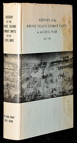 HISTORY OF THE RHODE ISLAND COMBAT UNITS: Harold R. Barker