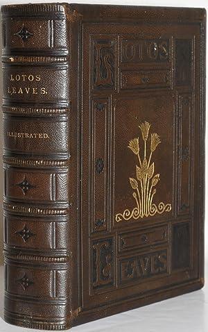 LOTOS LEAVES: ORIGINAL STORIES, ESSAYS, AND POEMS: John Brougham