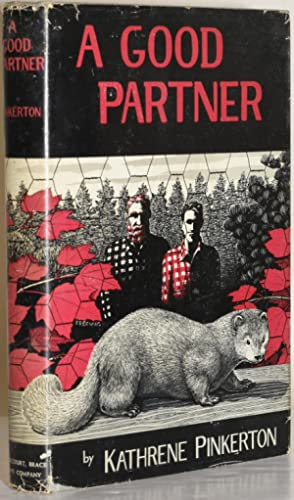 A GOOD PARTNER: Katherine Pinkerton
