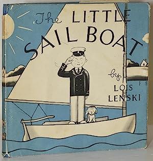 THE LITTLE SAILBOAT (Signed): Lois Lenski