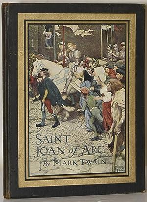 SAINT JOAN OF ARC: Mark Twain |