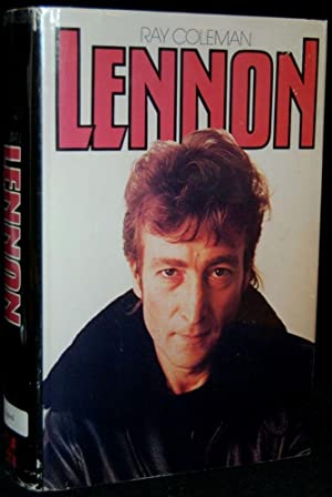 LENNON (Signed by Cynthia Lennon and Ray: Ray Coleman; [Cynthia