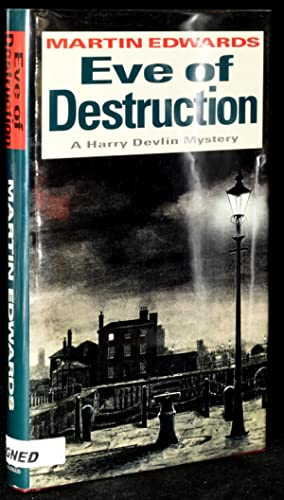 EVE OF DESTRUCTION (Signed; First Edition): Edwards, Martin