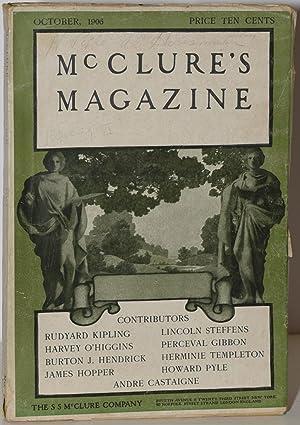 McCLURE's MAGAZINE OCTOBER, 1906: S. S. McClure
