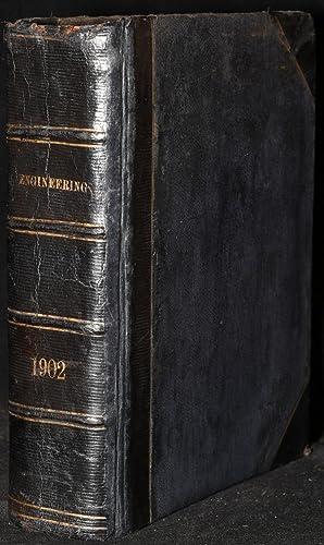 Municipal Engineering (2 Volumes bound) Volume XXII: January 1902 - June 1902, Nos. 1-6; Volume ...