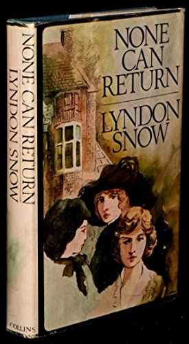 NONE CAN RETURN: Snow, Lyndon