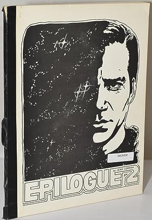 EPILOGUE PART 2 Star Trek Novel William Shatner drawing on Cover Captain Kirk: Lorrah, Jean
