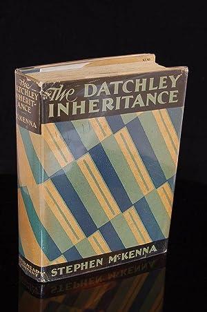THE DATCHLEY INHERITANCE: Stephen McKenna