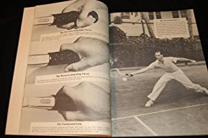 ELLSWORTH VINES'; QUICK WAY TO BETTER TENNIS: Ellsworth Vines; Illustrated by Mort Walton