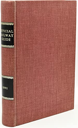 JANUARY 1891] TRAVELERS' OFFICIAL RAILWAY GUIDE FOR: W. F. Allen