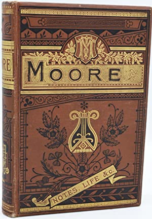 THE POETICAL WORKS OF THOMAS MOORE. REPRINTED: Thomas Moore