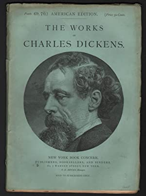 THE WORKS OF CHARLES DICKENS (70 PARTS: Charles Dickens |