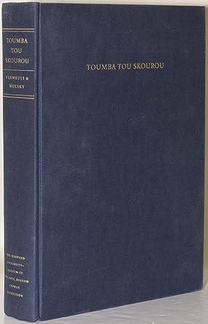 TOUMBA TOU SKOUROU: A Bronze Age Potters': Emily D. T.