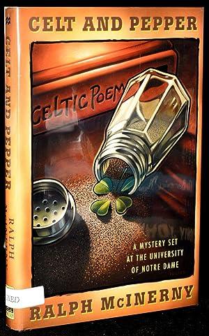 CELT AND PEPPER: Ralph McInerny
