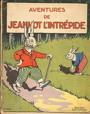 AVENTURES DE JEANNOT L';INTREPIDE
